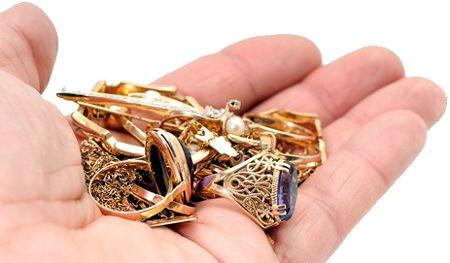 продать золото или сдать
