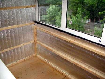 Как правильно гидроизолировать балкон: материалы и технологи.
