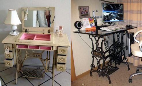 Как сделать стол под машинку 197