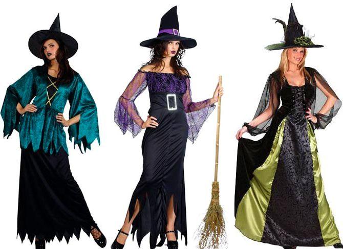 кем нарядиться на хэллоуин своими руками